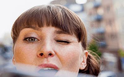 Trataka Yogic Auge Übung
