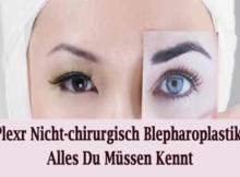 Plexr Nicht-chirurgisch Blepharoplastik