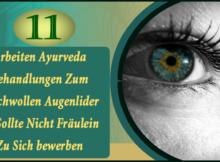 Arbeiten Ayurveda BehandlungenZum Geschwollen Augenlider du Sollte NichtFräulein Zu Sich bewerben