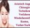 Asiatisch Augenlid Chirurgie- Techniken, Verfahren, Wiederherstellung, Kosten, Vorher-Nachher